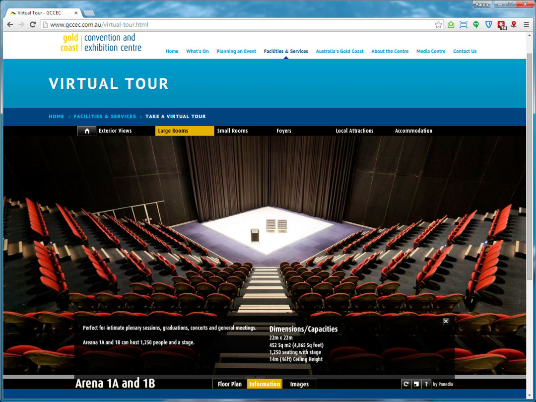 Convention-Centre-Virtual-Tour