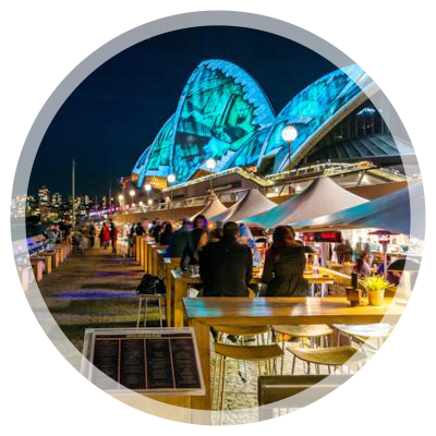Sydney Opera House - Vivid