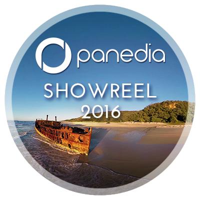 Panedia Show Reel 2016